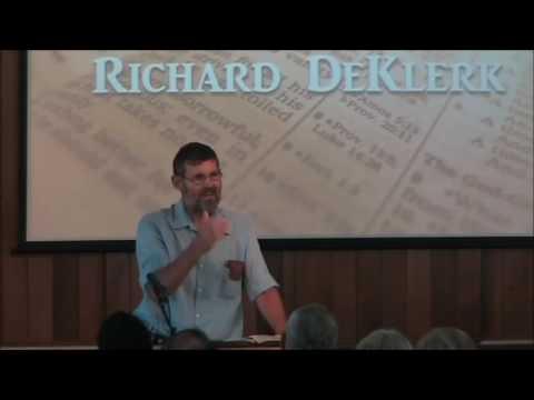 Richard de Klerk  Decisions