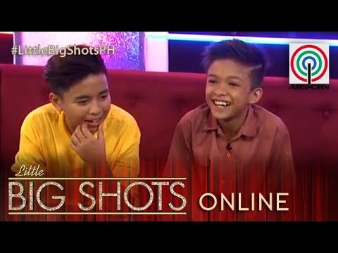 Little Big Shots Philippines Online: Nico | Junior Flower Arranger