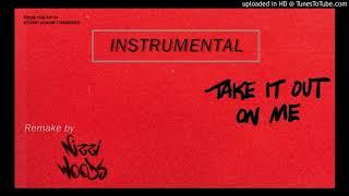 """Take It Out on Me"" (INSTRUMENTAL) - Justin Bieber (Remake by Nizzi Woods)"