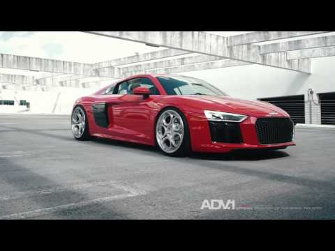 Ring Leader | Wheels Boutique 2017 Audi R8