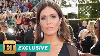 EXCLUSIVE: Mandy Moore Dishes on Her Cleavage-Baring