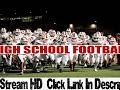 Rigby vs Post Falls - Idaho High School Football - YouTube