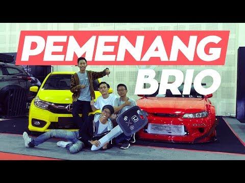 IMX 2019 | Jauh Dari Ciamis Pulang Bawa Brio!