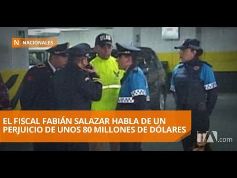Dos concejales de Quito y seis funcionarios más fueron detenidos - Teleamazonas