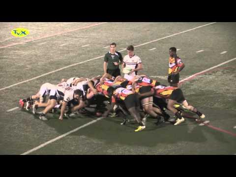 SDSU vs ASU Rugby