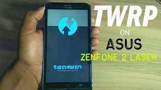 How to install TWRP custom recovery