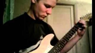 исполнение Nothing else matters (Metallica) на гитаре