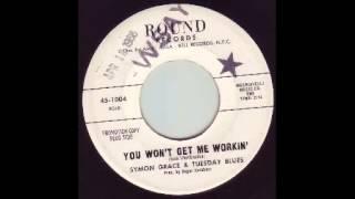 Symon Grace & Tuesday Blues - You Won