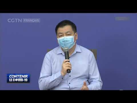Des experts chinois partagent leur expérience dans la lutte contre le virus