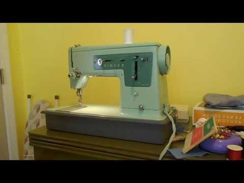 Singer 337 Sewing Machine