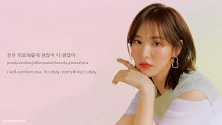Download Wendy (Red Velvet) - Be Your Enemy (TAEMIN 태민 ft. WENDY 웬디) [ENG/HAN/ROM]