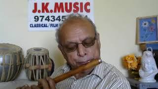 Ea Kannada Mannanu 'SOLILLADA SARADARA' kannada movie FLUTE song by VISWANATH LS