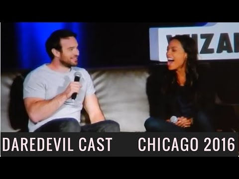 Daredevil (Charlie Cox, Deborah Ann Woll, Elden Henson, Elodie Yung, Rosario Dawson)