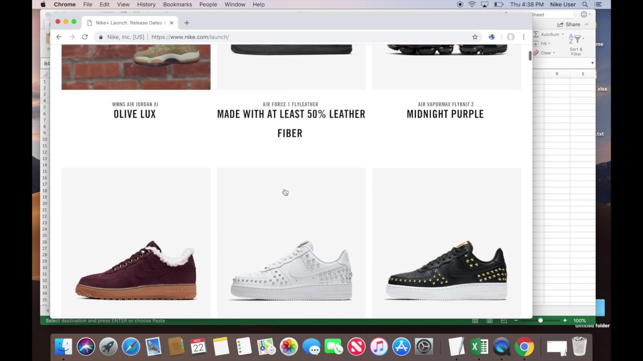 Cambio Puerto marítimo Atticus  How to win multiple pairs of sneakers on the Nike/SNKRS app ...