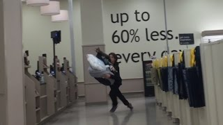 Public Humiliation: SHOPPING SPREE GONE WRONG (What are the Odds)