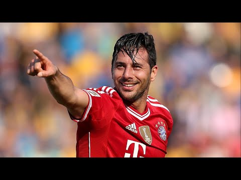 Claudio Pizarro TOP 10 goals ever ● HD