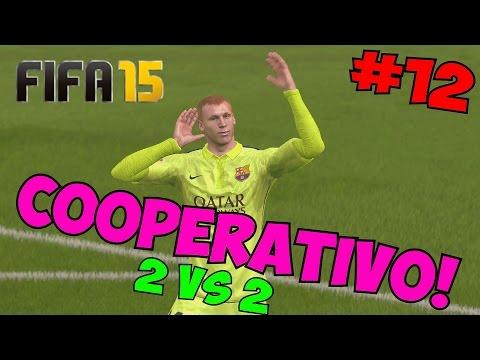 EL GOLAZO DE MATHIEU! FIFA 15 | TEMPORADAS COOPERATIVAS 2 VS 2 ONLINE! ROAD TO GLORY | #12