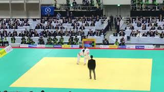 Soichi Hashimoto wins Masashi Ebinuma