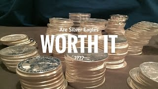Are Silver Eagles a Waste of Money?!