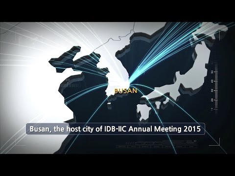 2015 IDB-IIC Annual Meeting in Busan