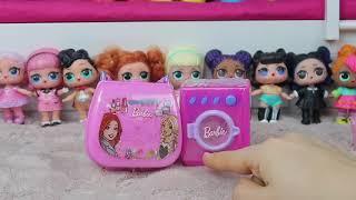 En Pahalı Bakkal Atıştırmalıkları! Annemden Gizli Aburcubur Açtım! Barbie, Basket! Bidünya Oyuncak