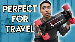 BEST SMALL AND PORTABLE ELECTRIC SKATEBOARD?