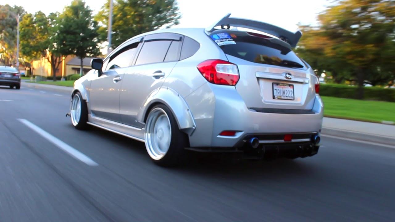 Subaru Impreza FB20 / wide body /