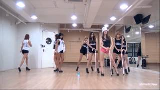 Video [Mirrored and Slow 75%] SISTAR - Give It To Me Dance Practice download MP3, 3GP, MP4, WEBM, AVI, FLV Juni 2018