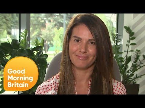 Rebekah Vardy Defends Herself Against Media Attacks | Good Morning Britain thumbnail