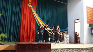 [ Hài kịch] Tấm Cám chuyện chưa kể của lớp 12a2 LHP Đắk Lắk 2016