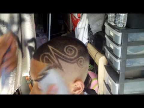 Caken Designs Part 2 Barber Technique Youtube