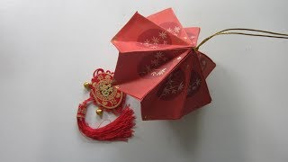 CNY TUTORIAL NO. 85 -16--unit Hongbao Lantern