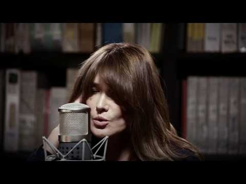 Carla Bruni - Miss You - 6/12/2017 - Paste Studios, New York, NY