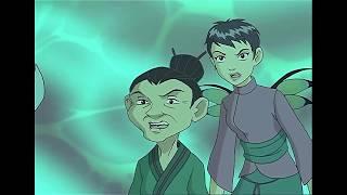 Yan Lin (W.I.T.C.H) Air Guardian (all powers) - Aquarius