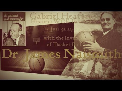 rare 1939 interview with the creator of basketball 93 3 the wolf