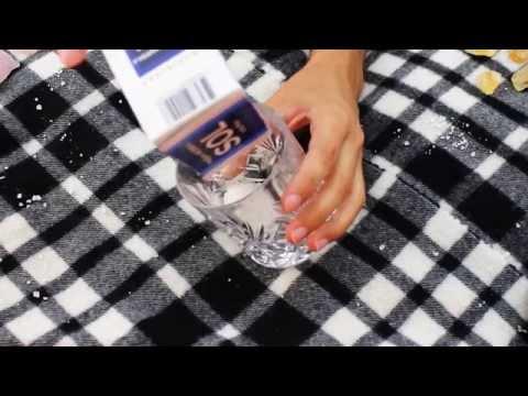 Recharging Stones & Crystals for ASMR (crunching salt sounds)
