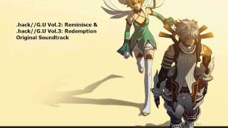 .hack//G.U GAME MUSIC OST 2 - You Smiled Kindly
