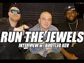RUN THE JEWELS Interview w/ Bootleg Kev (Talk RTJ3 Success, Trump, & More) video & mp3