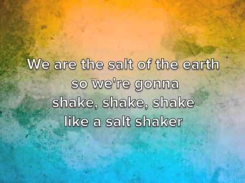 The Beatitudes Song