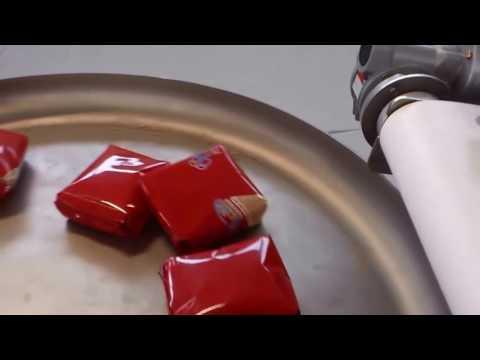 ECOSPEEDY w DOUBLE SQUARE BOTTOM фасовка в пакет брикет вертикальное  упаковочное оборудование итали