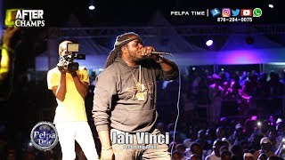 vuclip Jah Vinci and Laalee Performance at After Champs PARTY 2018