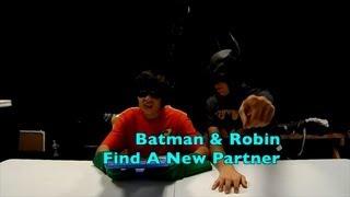 Batman & Robin Find A New Partner