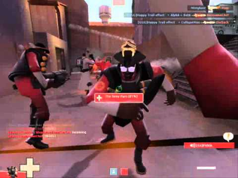 Demo-Demo-Pan Tf2 Griefing