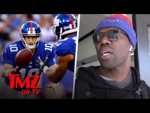 Terrell Owens Blasts Eli Manning | TMZ TV