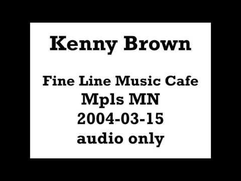 Kenny Brown 2004-03-15
