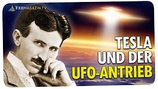 NIKOLA TESLA UND DER UFO-ANTRIEB | ExoMagazin