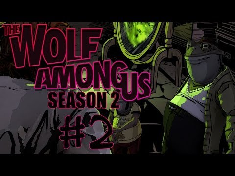 The Wolf Among Us - Episodio 2 - Parte 2 - FRIENDZONED