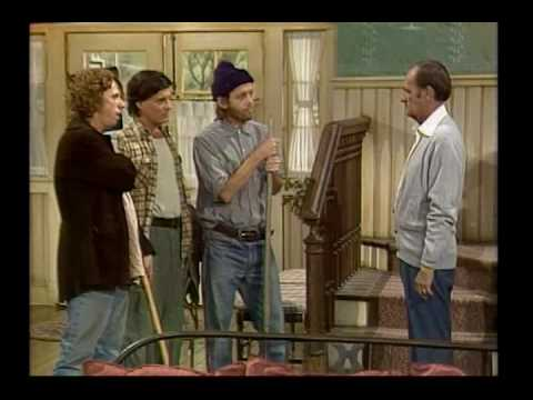 Newhart - Larry, Darryl, and Darryl Explain Beauty - YouTube