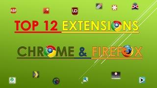TUTO #2  Top 12 Extensions Chrome à utiliser ABSOLUMENT !