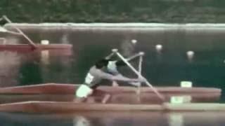 1972 MUNICH, Germany Olympic Canoeing Men